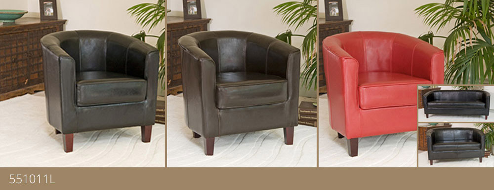 Wholesale & Trade Tub Chairs - 55-1011-L
